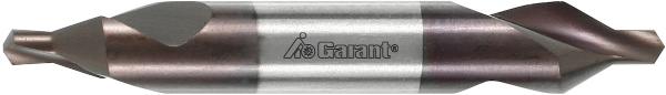 Центровочное сверло HSS-E-PM A 2 мм 111105 GARANT заточка и изготовление
