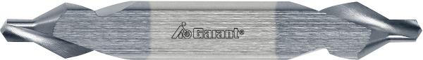 Центровочное сверло HSS-E A с лыской 2,5 мм 111205 GARANT заточка и изготовление