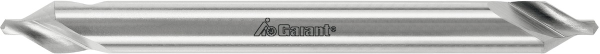 Центровочное сверло HSS-E длинное A 3 мм 111290 GARANT заточка и изготовление