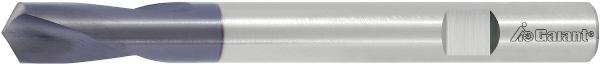 Центровочное сверло для станков с ЧПУ HSS-E 120 N 16 мм 112110 GARANT заточка и изготовление