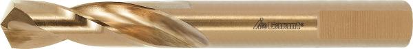 Короткие свёрла с 3 лысками HSS-E 12 5 мм 113001 GARANT заточка и изготовление