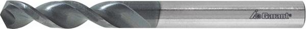 Короткие свёрла HSS-Co8 FS 3 1 мм 113140 GARANT заточка и изготовление